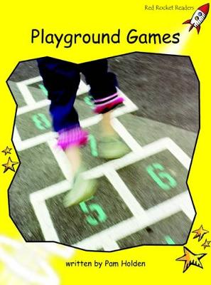 Playground Games by Pam Holden