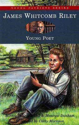 James Whitcomb Riley Young Poet by Minnie Belle Mitchell, Montrew Dunham
