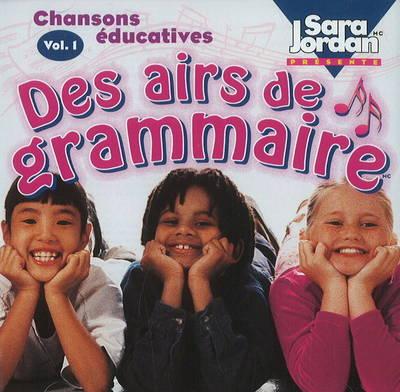 Des Airs de Grammaire by Mariana Toader