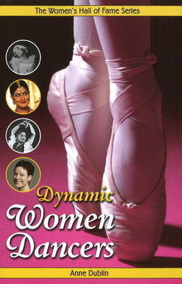 Dynamic Women Dancers by Anne Dublin