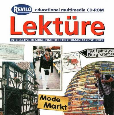 Lekture Interactive GCSE German Reading Practice by Oliver Grey