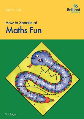 How to Sparkle at Maths Fun by Val Edgar
