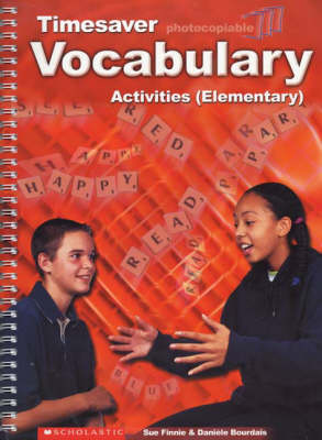 Vocabulary Activities Elementary by