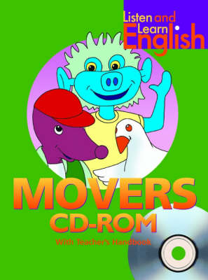 LISTEN LEARN ENG MOVERS CD-ROM PK by Homerton College