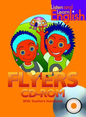 LISTEN LEARN ENG FLYERS CD-ROM PK by Homerton College