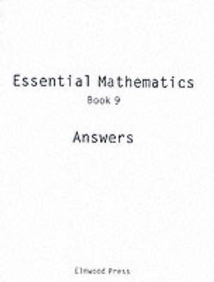 Essential Mathematics Answers by David Rayner