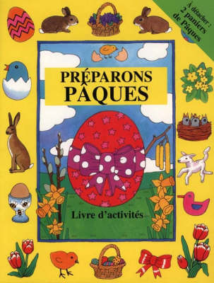 Preparons Paques by Clare Beaton