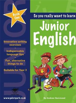 Junior English Book 1 by Andrew Hammond
