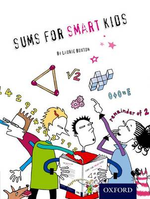 Sums for Smart Kids by Laurie Buxton
