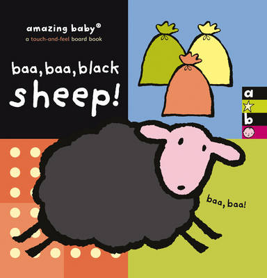 Baa Baa Black Sheep Amazing Baby by Bianca Lucas, Emma Dodd