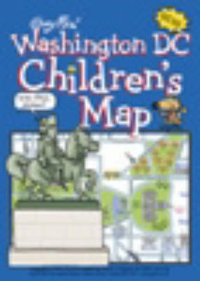 Washington DC Children's Map by Kourtney Harper