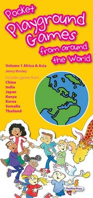 Pocket Playground Games from Around the World by Jenny Mosley