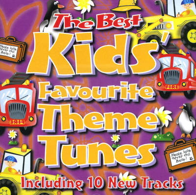 The Best Kids' Favourite Theme Tunes by Audio