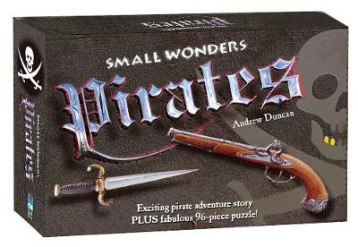 Pirates - Box Set Exciting pirate adventure story PLUS fabulous 96-piece puzzle! by Andrew Duncan