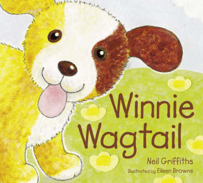 Winnie Wagtail by Neil Griffiths