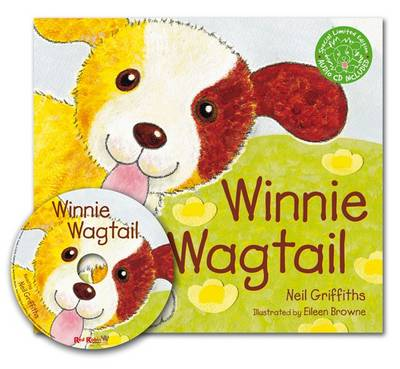 Winnie Wagtail with Audio CD by Neil Griffiths