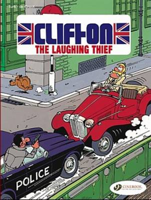 Clifton the Laughing Thief by Turk, De Groot
