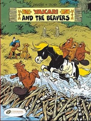 Yakari and the Beavers by Job
