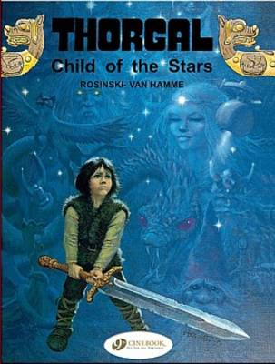 Thorgal Child of the Stars by Jean van Hamme