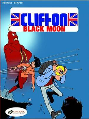 Clifton Black Moon by De Groot