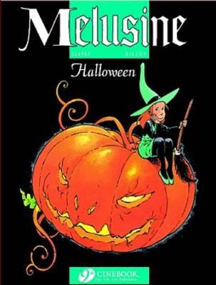 Melusine Halloween Halloween by Erica Jeffrey