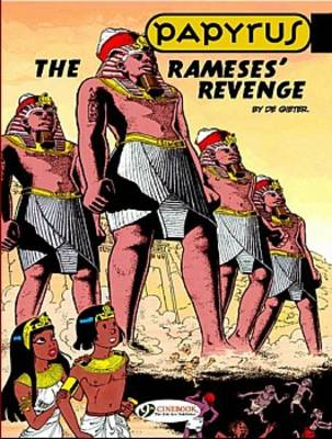 The Rameses' Revenge by Lucien De Gieter