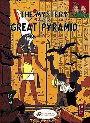 The Adventures of Blake and Mortimer Mystery of the Great Pyramid, Part 1 by Edgar P. Jacobs