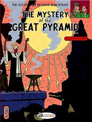 The Adventures of Blake and Mortimer Mystery of the Great Pyramid, Part 2 by Edgar P. Jacobs