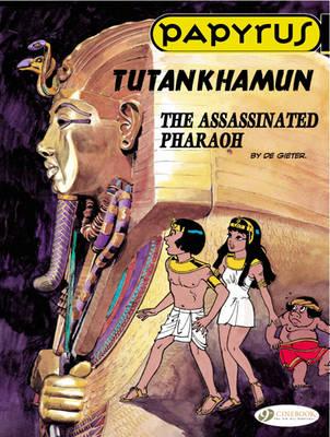 Papyrus Tutankhamun by Lucien de Gieter