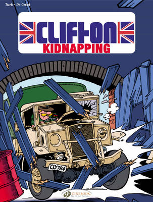Clifton Kidnapping by Bob de Groot