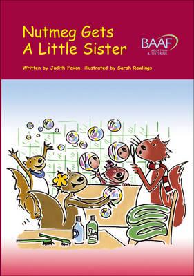 Nutmeg Gets a Little Sister by Judith Foxon
