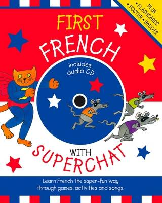 First French with Superchat by Catherine Bruzzone