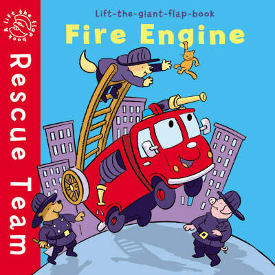 Fire Engine by Stuart Trotter, Elaine Lonergan