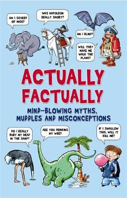 Actually Factually by Guy Campbell