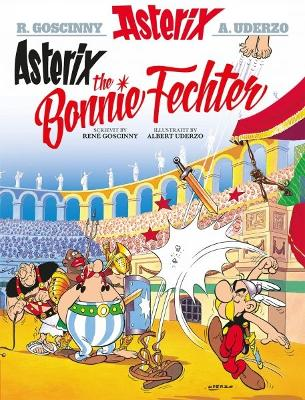 Asterix the Bonnie Fechter (Scots) by Rene Goscinny