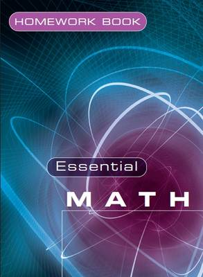 Essential Maths 8H Homework Book by David Rayner, Michael White