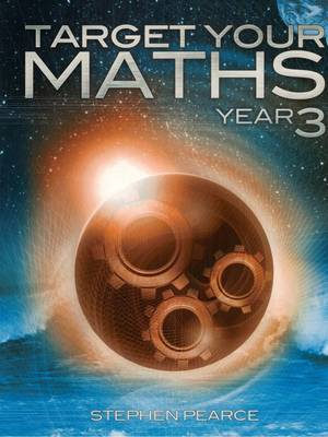 Target Your Maths Year 3 by Stephen Pearce
