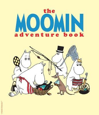 Moomin Adventure Book by Tove Jansson