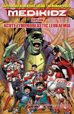 Medikidz Explain All What's Up with Alberto? by Dr. Kim Chilman-Blair, Shawn DeLoache