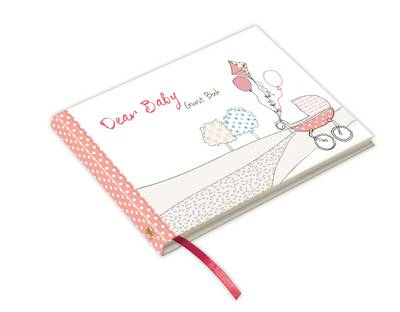 Dear Baby Guest Book by from you to me