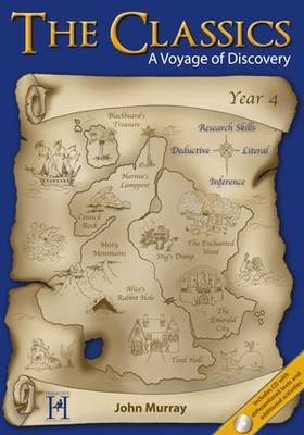 The Classics: Year 4 A Voyage of Discovery by John Murray