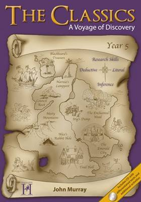 The Classics: Year 5 A Voyage of Discovery by John Murray