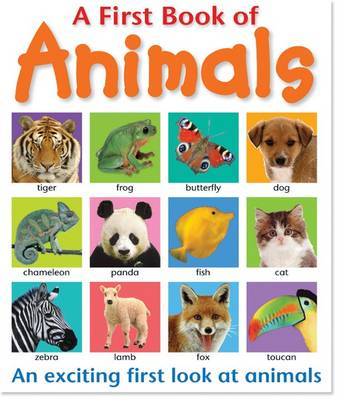 A First Book of Animals by Chez Picthall