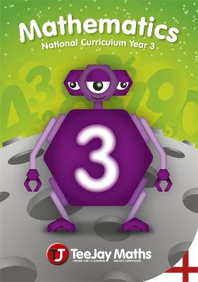 TeeJay National Curriculum Year 3 Book 3 by Thomas Strang, James Geddes, James Cairns