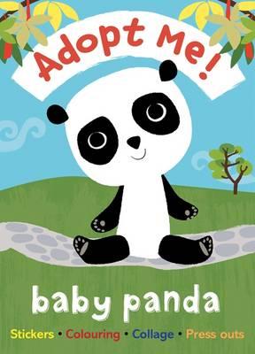 Adopt Me! Baby Panda by Olivia Cosneau