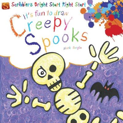 Creepy Spooks by Mark Bergin