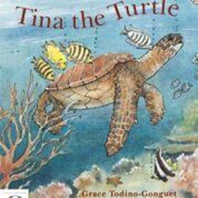 Tina The Turtle (Arabic) by Grace Tondino-Gonquet