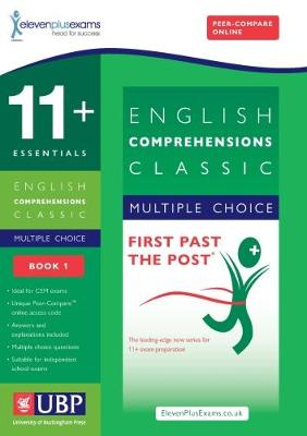 11+ Essentials Comprehensions for CEM by ElevenPlusExams