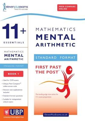 11+ Essentials Mental Arithmetic for CEM by Eleven Plus Exams