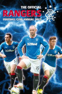 Official Rangers FC 2015 Annual by